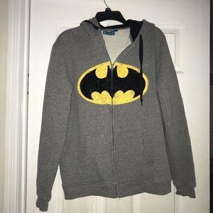 Batman Zipper Hoodie
